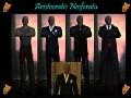 Aristocratic nosferatu by marius217
