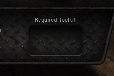 No Toolkit for Parts Replacement