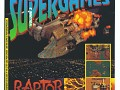 SUPERGAMES Volume 3:Raptor Call of the Shadows