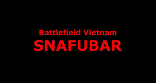 Battlefield Vietnam SNAFUBAR
