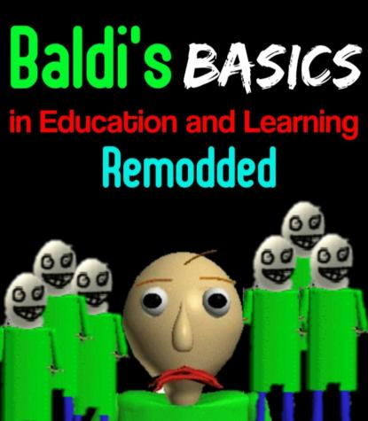 Baldi's Basics in Education and Learning Remodded 1.10