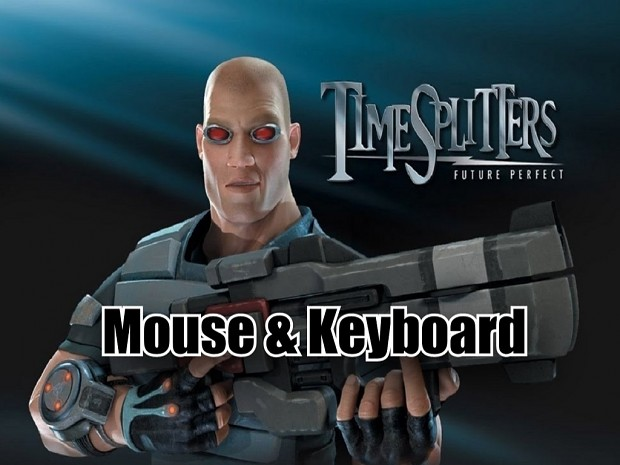 TimeSplitters: Future Perfect - GCN Keyboard and Mouse
