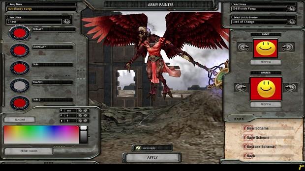 CornCobMan's Fun Mod Tyranids & Chaos Daemons add-on 1.87