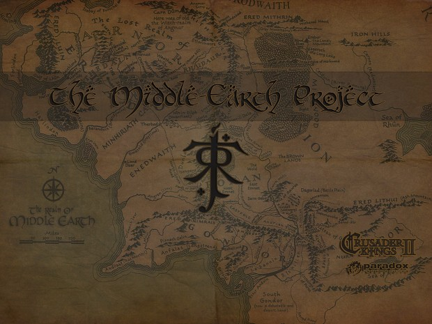 Middle Earth Project 0.831 - Final Installer By Brojan