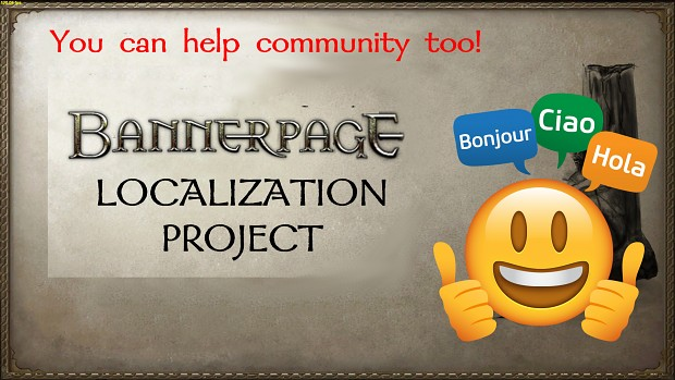 BannerPage Localization Project - Translation Materials