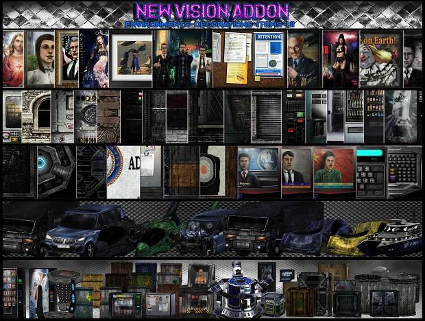 New Vision Addon