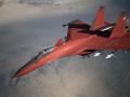 Su-33 Flanker - Crimson Wing
