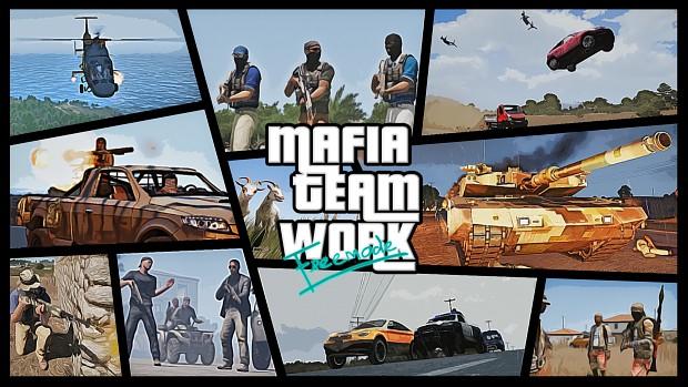 Mafia Team Work Freemode Altis East Altis