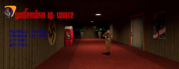 Wolfenstein 3D: source - Tech Demo Alpha 1
