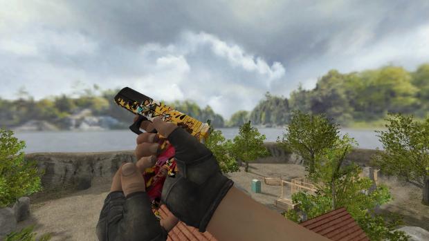 CS:GO HD Glock-18 Skin Pack