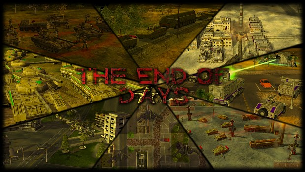 The End of Days 0.95 MAC version