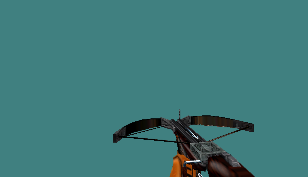 crossbow whitout scope