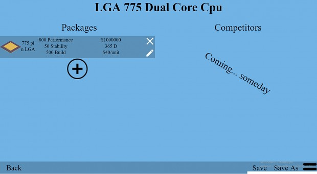 LGA 775 Mode