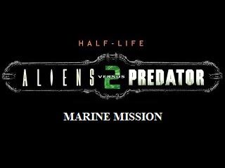 avp2 marine mission