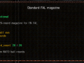 Anomaly Magazines - Weight and Text Fixes