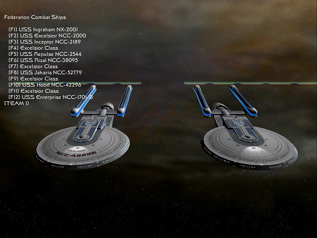 excelsior class pack
