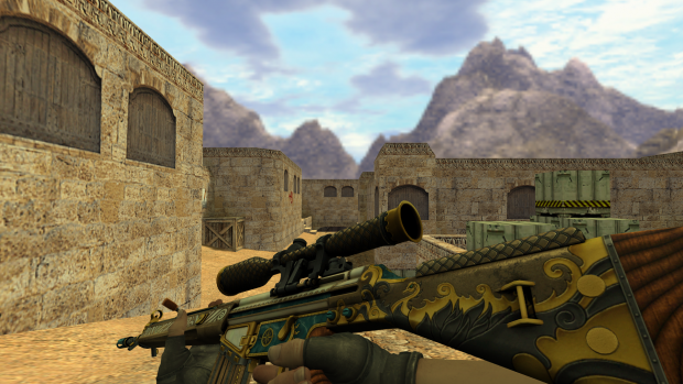 CS:GO HD G3SG1 Skin Pack