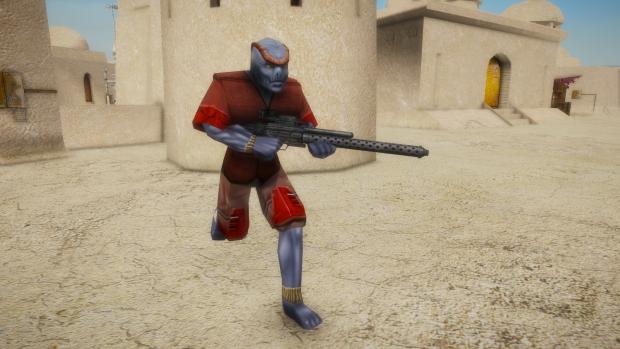 Empire at War Noghri Player Model