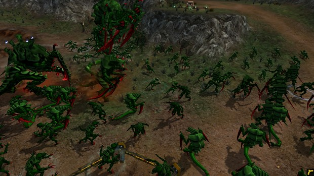 CornCobMan's Fun Mod Tyranids add-on 1.88