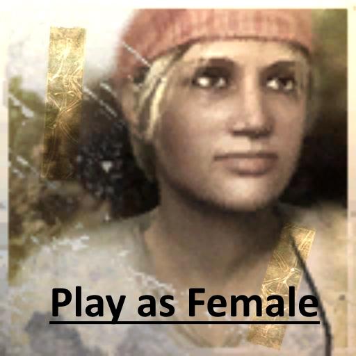 Play as Female v1.3