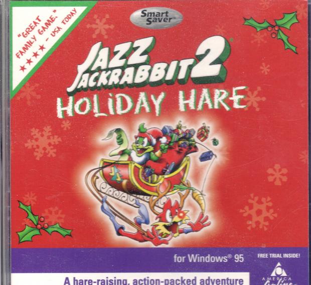 Jazz Jackrabbit 2 Holiday Hare '98