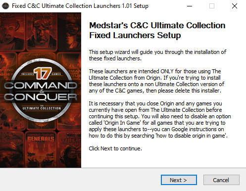 *New* Fixed Ultimate Collection Launchers v1.01
