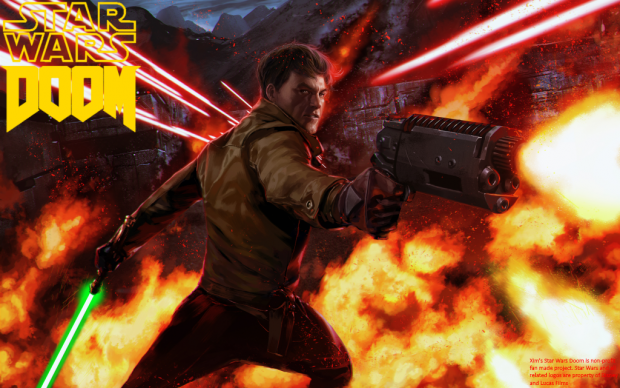 Xim's Star Wars Doom v2.8.5