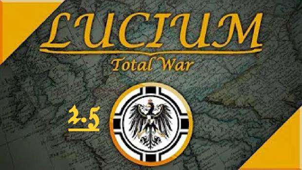 Lucium Total War 2.5 (English Version) (REDUNDANT)
