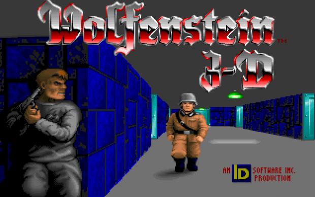 Wolfenstein 3D Manual