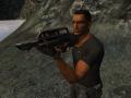 Far Cry 1 Black merc tshirt skin