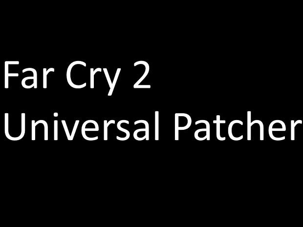 Universal Patcher V1 .1