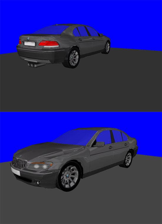 BMW 7 Series E65