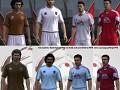 CLASSIC XI & WORLD XI KITS for FIFA 12 and FIFA 13