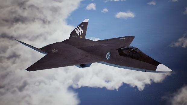 YF-23 -Serdyukov-