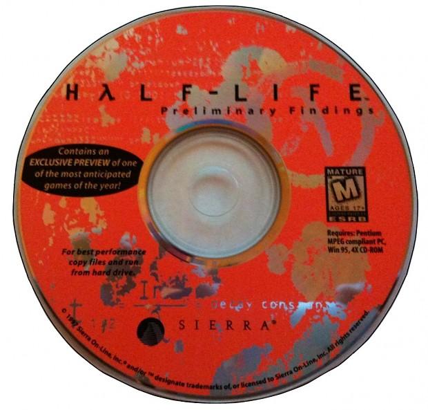 Half-Life:Preliminary Findings