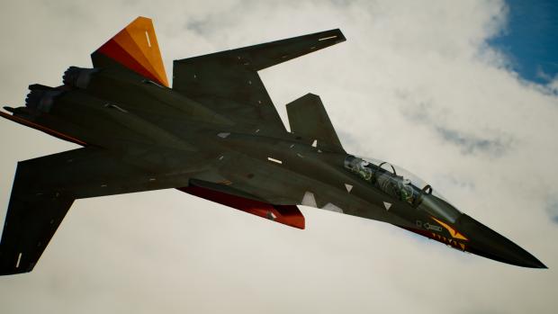 X-02S Strike Wyvern - Sundown