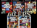 All GTA PS2 Versions in (60 FPS)