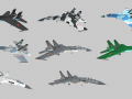Su-27 Skin Pack *Updated 7/21/2020*