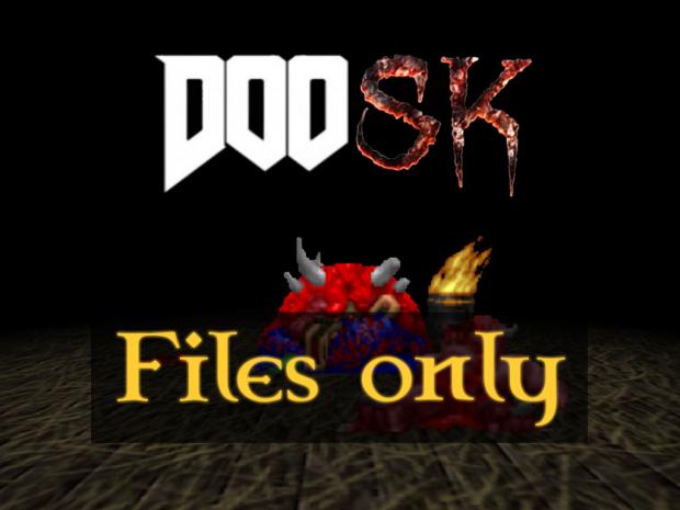 """Doosk (Files only) """"Dooskworld update"""" (17/7/20)"""