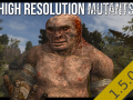 High Resolution Mutants V1.1