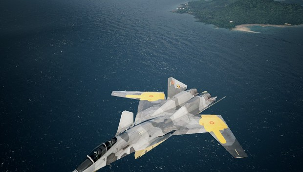 X-02S Yellow Squadron(Middle Finger)