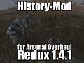 History Mod 0.0.0.2 for Arsenal Overhaul Redux 1.4.1