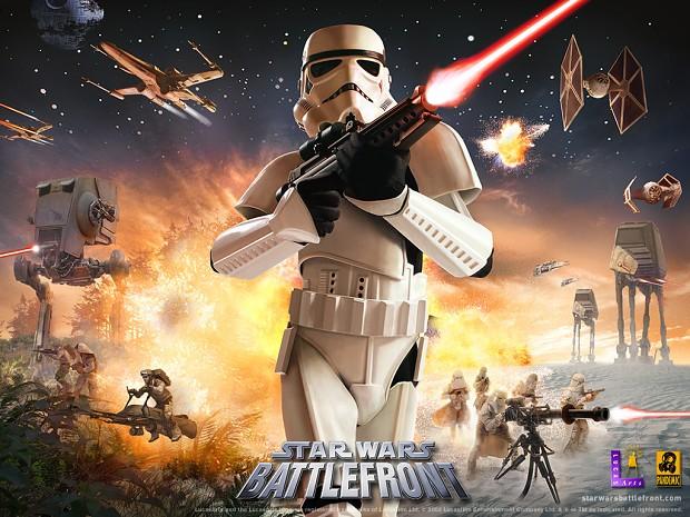 Star Wars Battlefront I (2004) FullMapPack