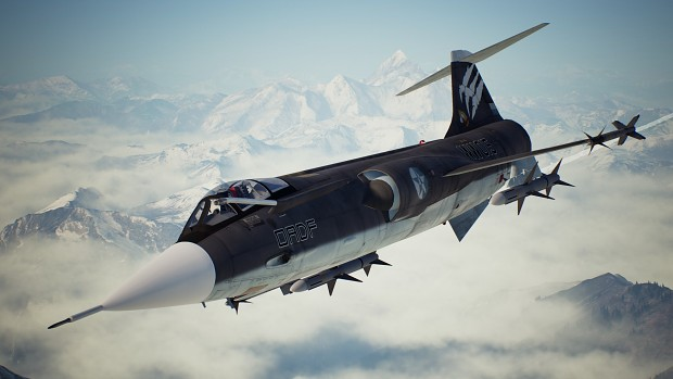 F-104C -Serdyukov-