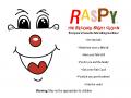 Raspy The Second Sight Clown