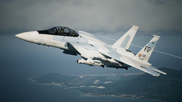 F-15E -3 Tone Flora-