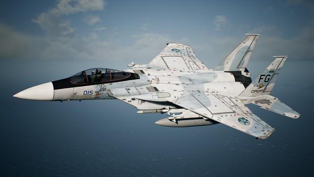 F-15J -3 Tone Flora-