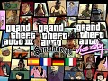 Languages ​​(Europe) (Fr, De, Es, It) for all versions (USA) of GTA - PS2
