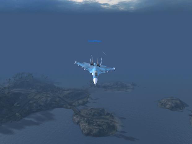 SU-33 Sea Flanker