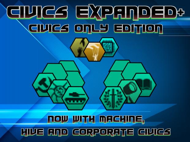 Civics Expanded (Civics Only) 1.3.0.3